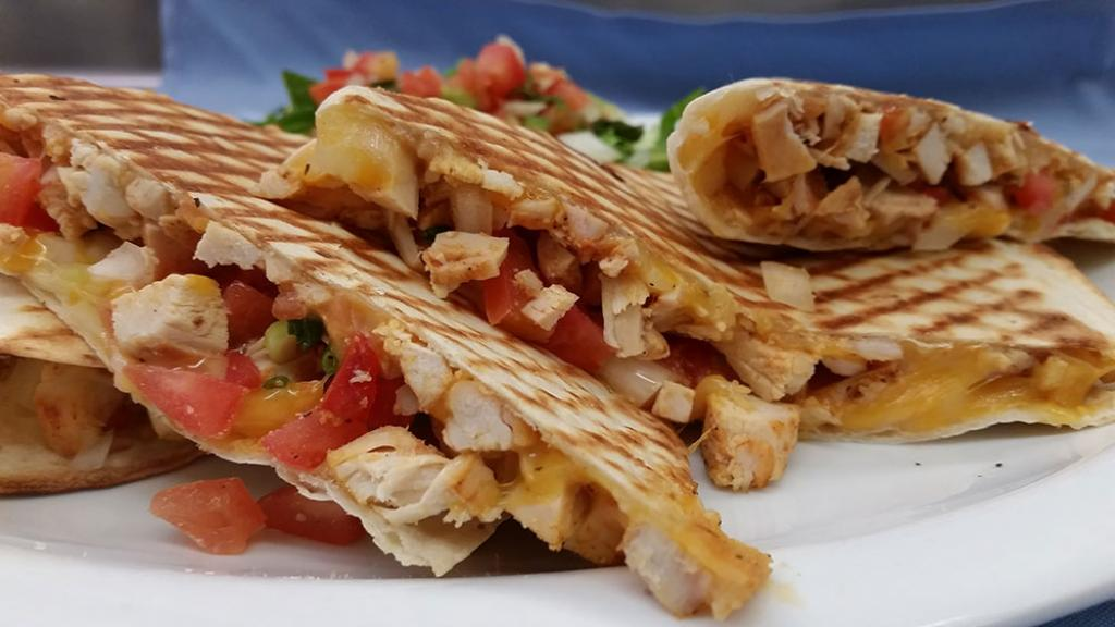 New quesadilla