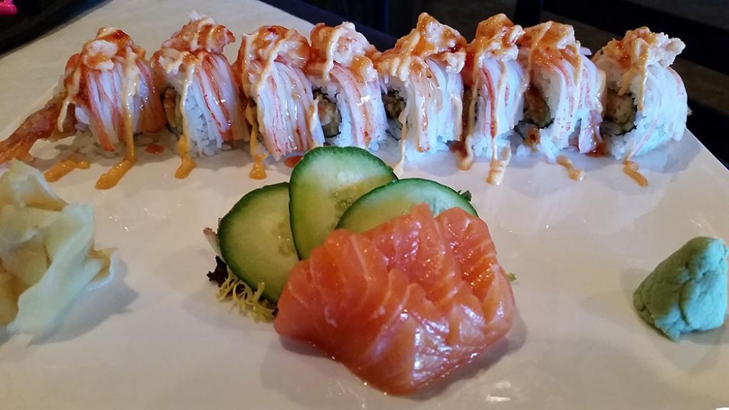 New Sushi Platter